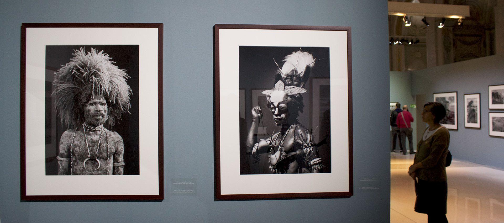Mostra Salgado a Forlì - foto africa