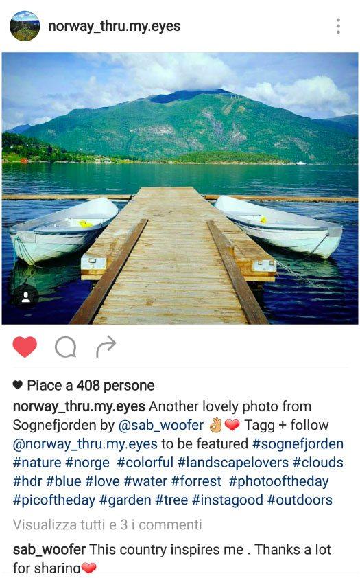 Post Norway Through My Eyes Di Sabrina Campanella @sab_woofer