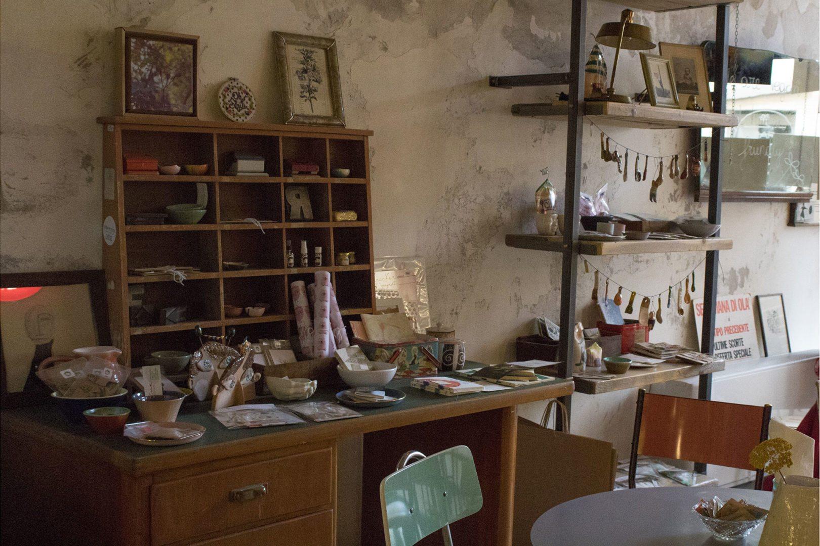 foto vintage interni bar lento