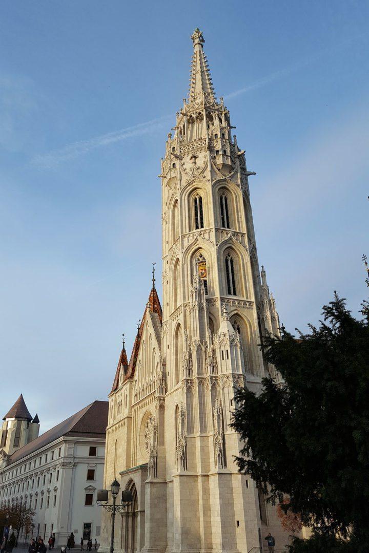 chiesa a budapest