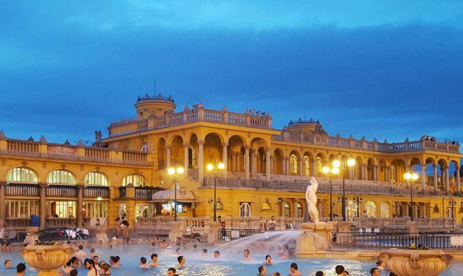 Foto Di Budapest, Viaggio Low Cost