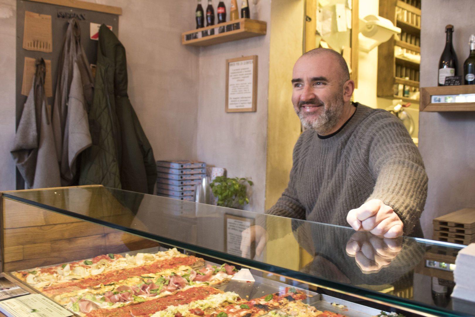 Sega, La Rivoluzione Della Pizza In Teglia