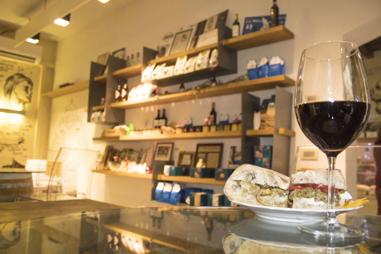 Street Food A Firenze: INO E I Panini Di Alessandro Frassica