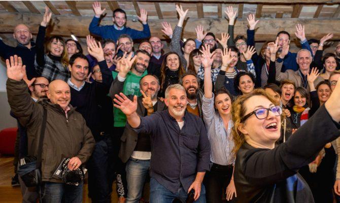 Selfie Di Gruppo Airbnb Workshop