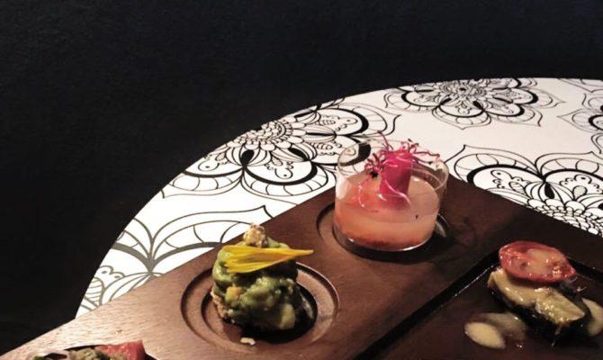 Degustazione Vegana Da Jacopo Ticchi