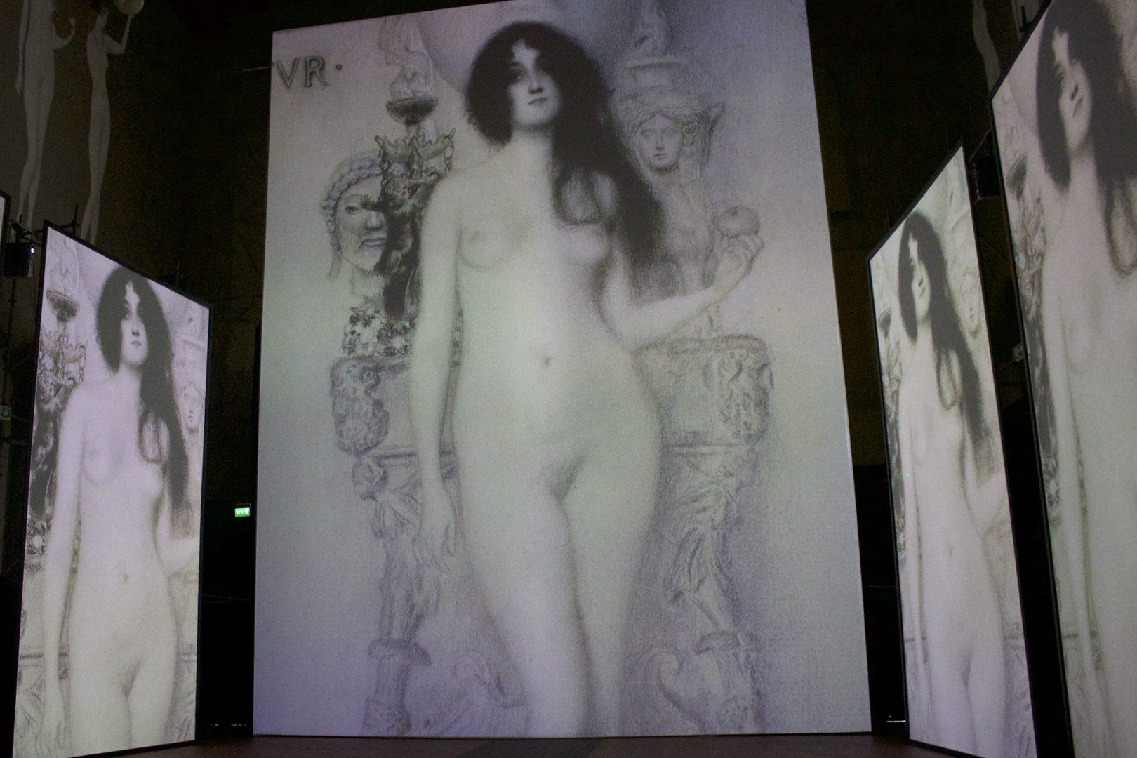 Lifestyle Eventiemostre Artexperience Firenze Klimt