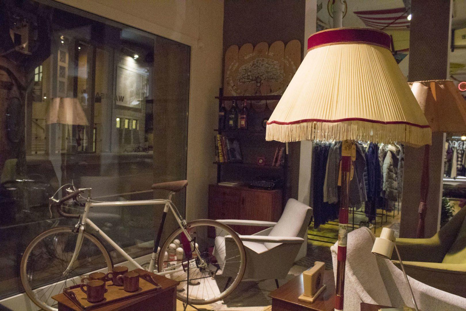 Bicicletta E Arredamento Vintage