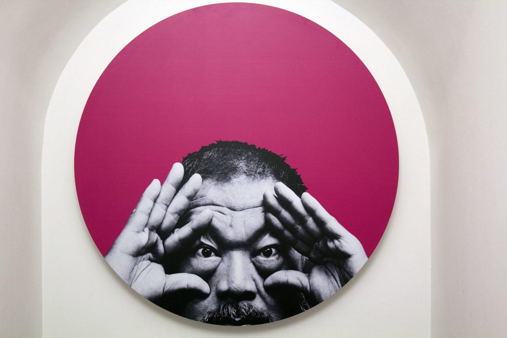 Ai Wei Wei Ritratto A Firenze