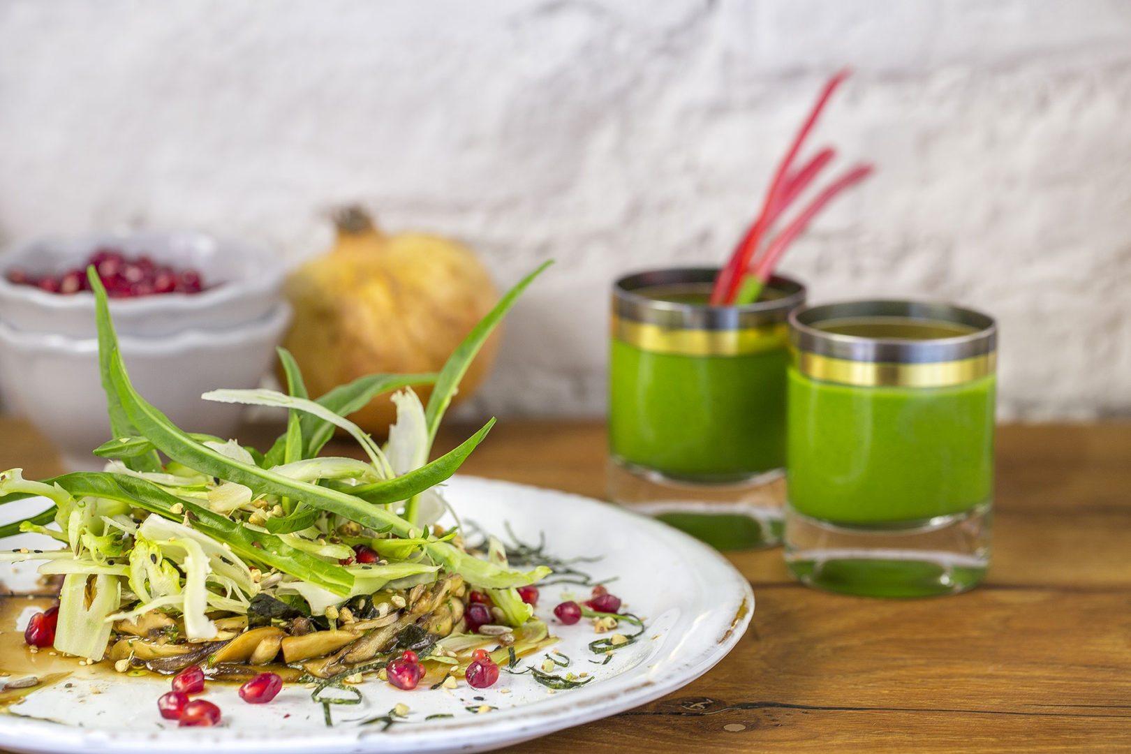 Vegan E Raw Food: Mangiare Sano In Viaggio | 4 Super Indirizzi (+3 APP)