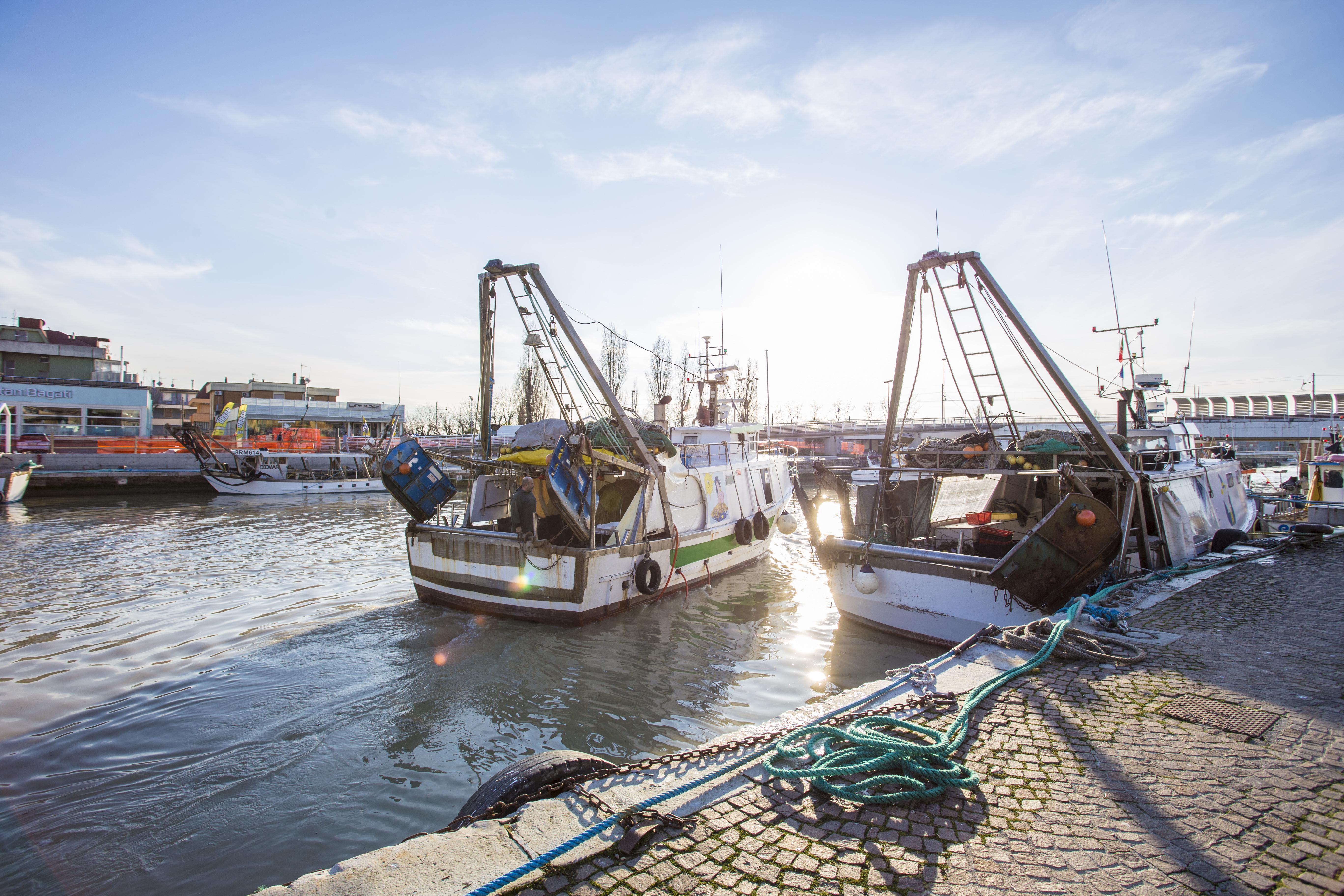 Libeccio, Bellaria: La Magia Di Mangiare Al Circolo Dei Pescatori Dismesso