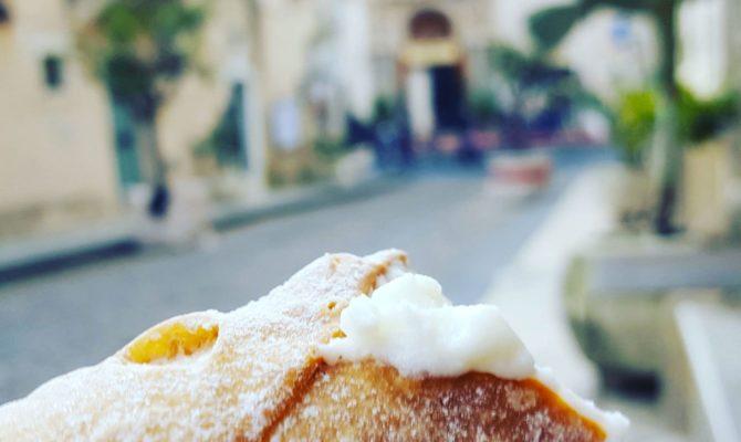 Sicilia Street Food Cannolo