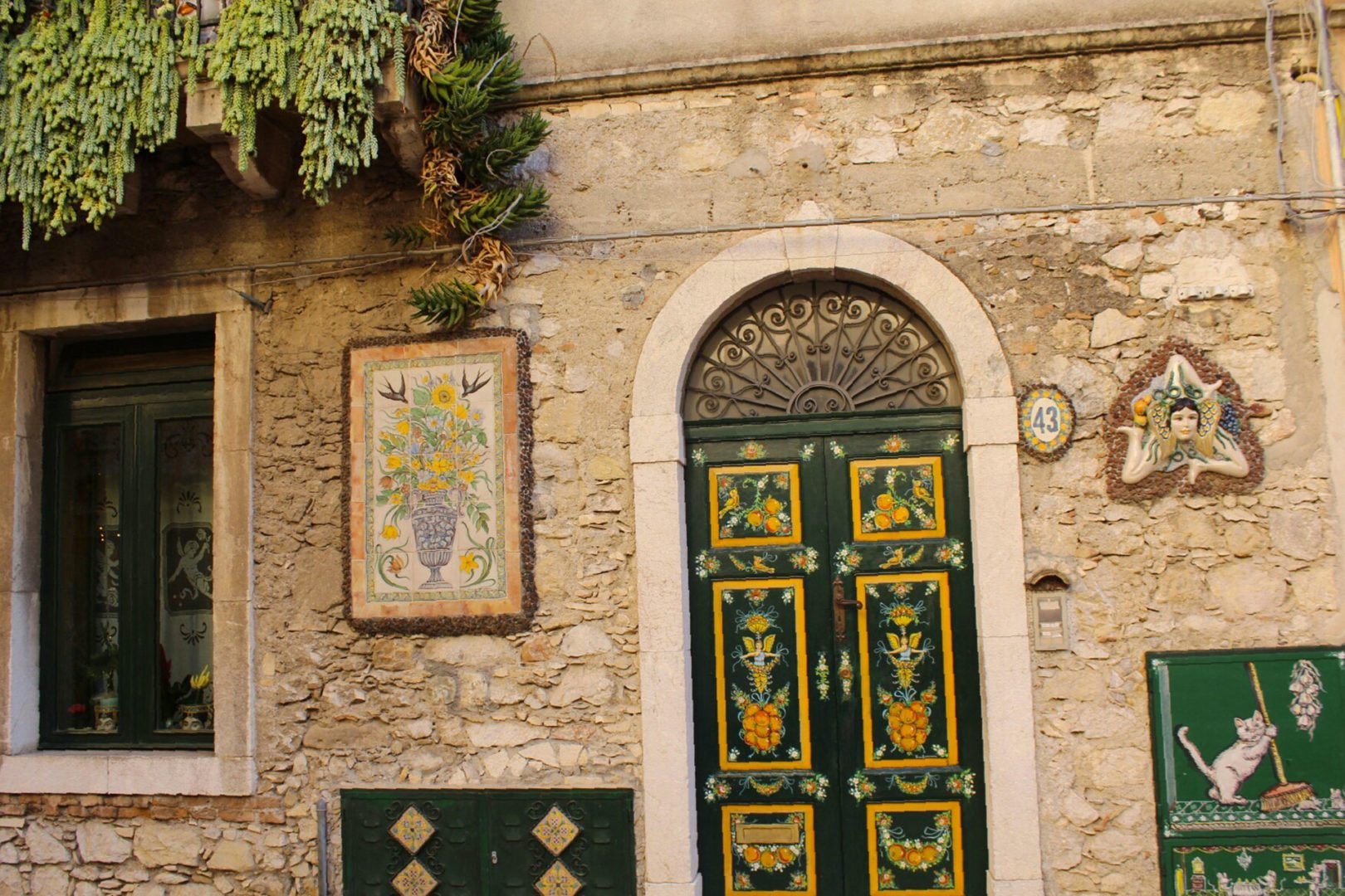 sicilia street food granite