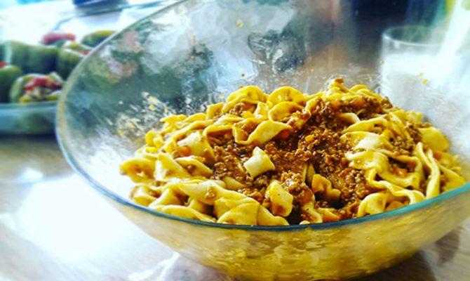 Pasta Fresca Mattarello Away