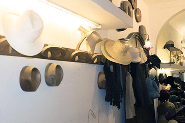 atelier cappelli firenze oltrarno