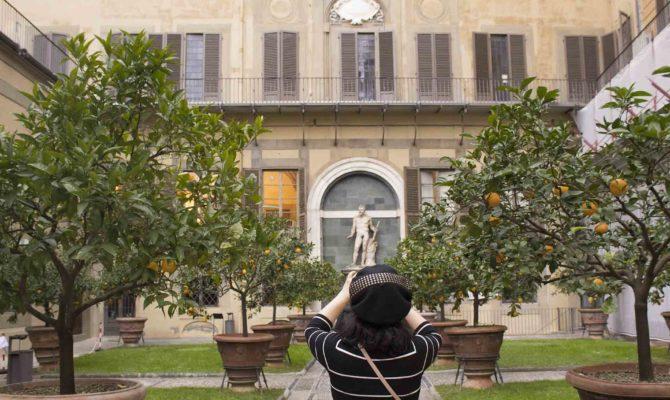 Viaggiare Da Soli, Firenze