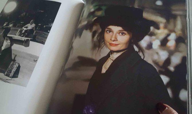 Cappello Artigianale Audrey Hepburn