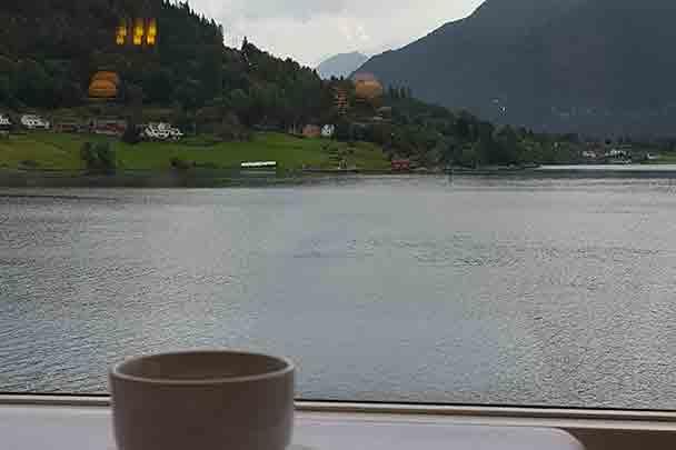 viaggio da sola in norvegia