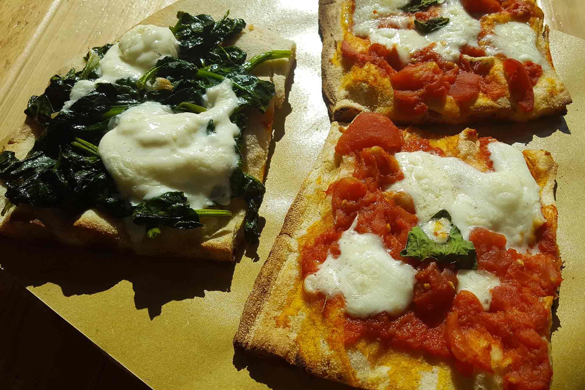 pizza al panificio