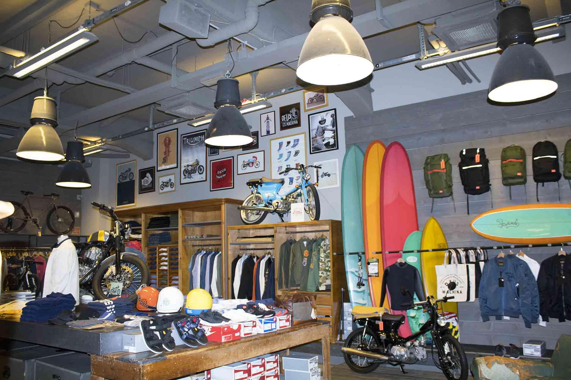 negozio Deus a Isola milano