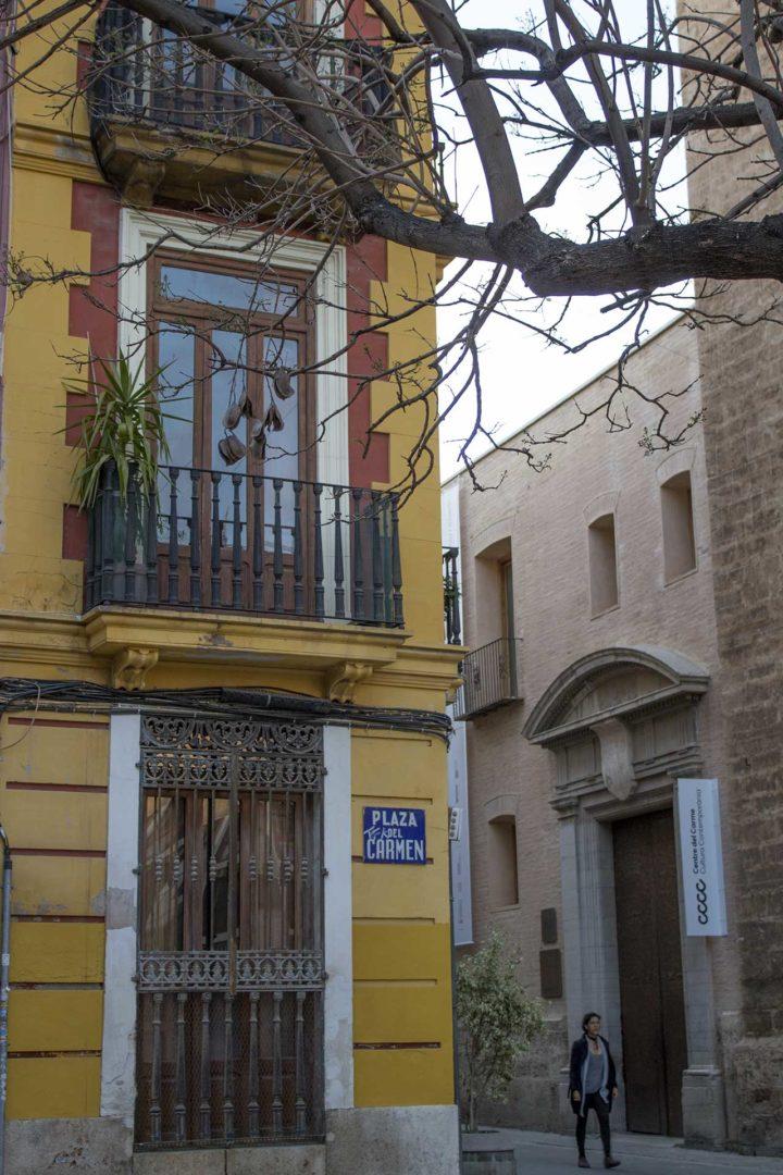 Valencia, Barrio del Carmen