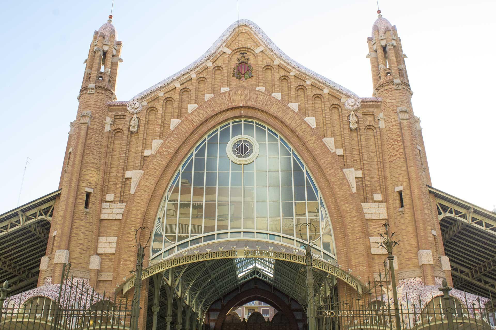 mercato colon a Valencia