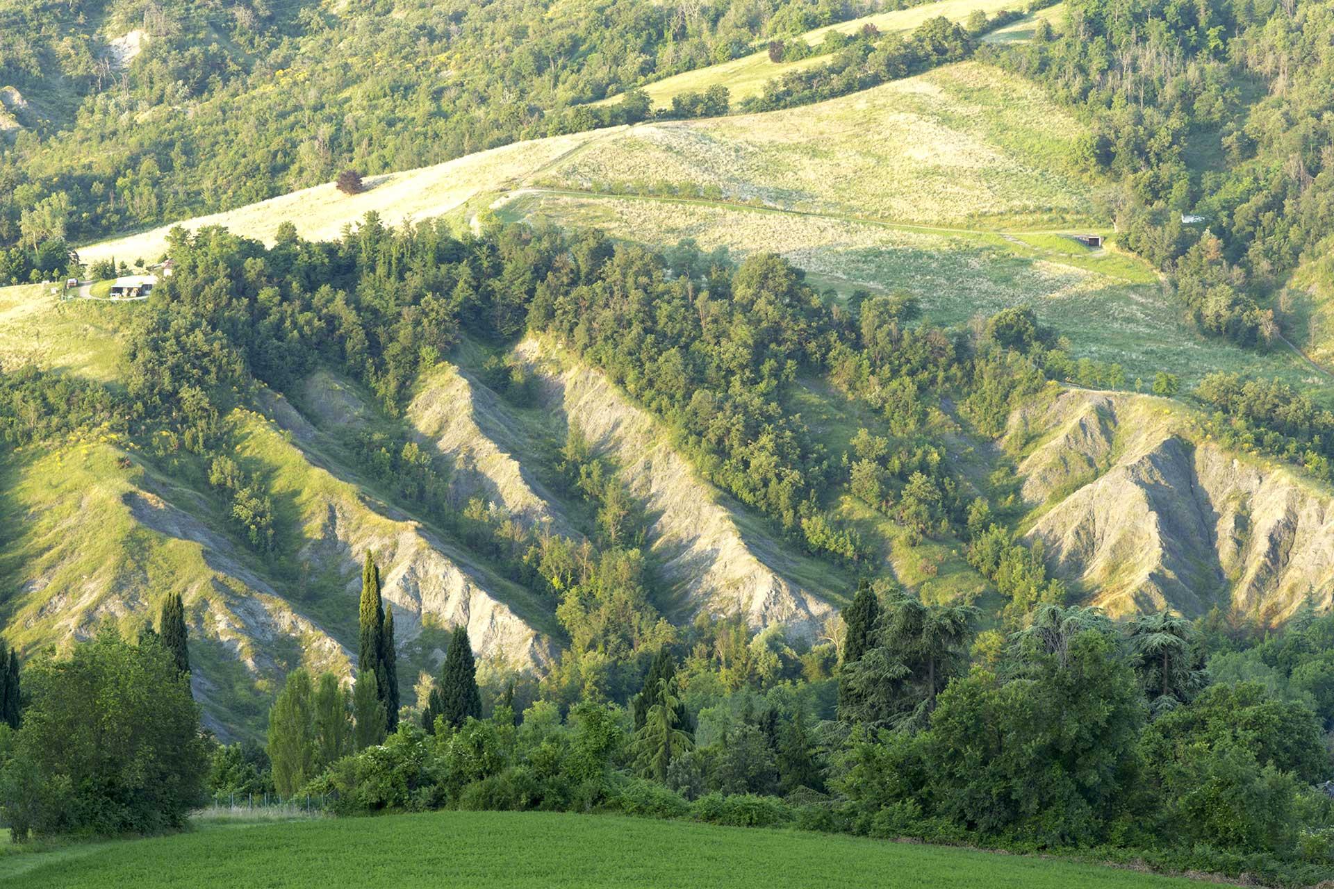 calanchi sui colli bolognesi: pasqua alternativa