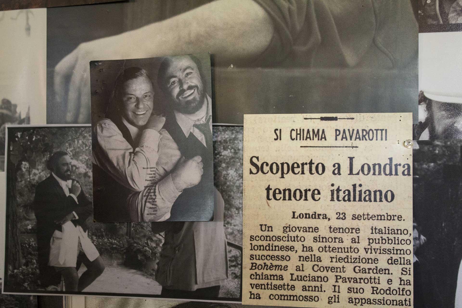 modena, casa museo luciano pavarotti