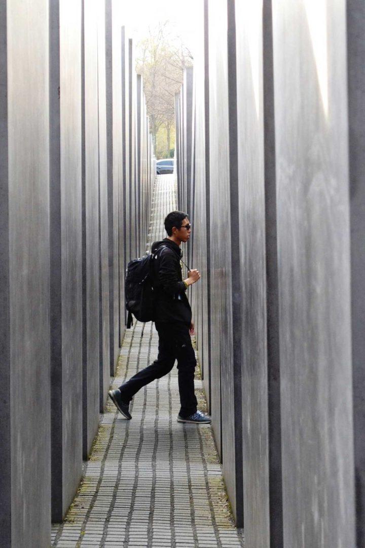 berlino memoriale olocausto
