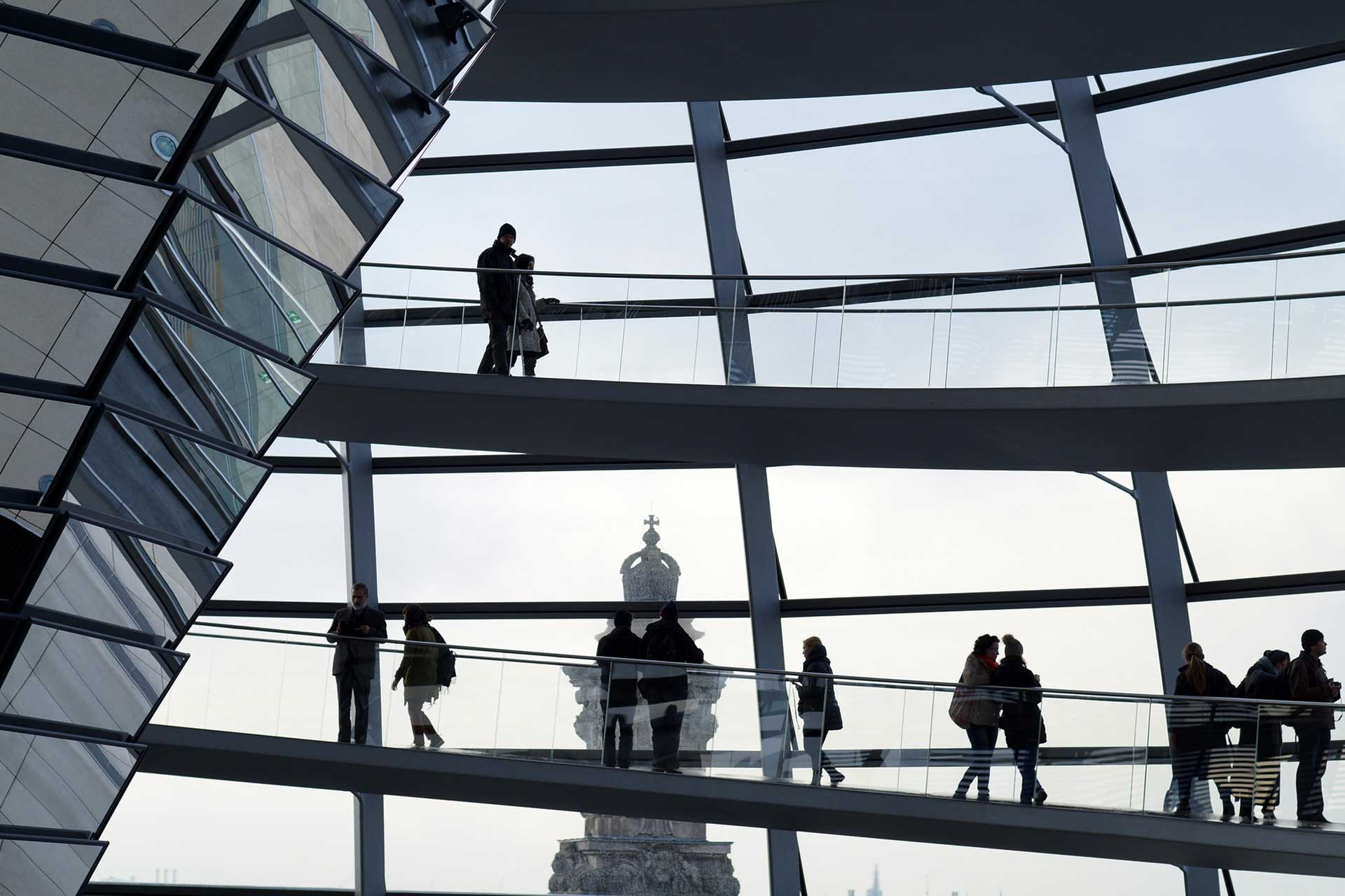 Berlino Parlamento