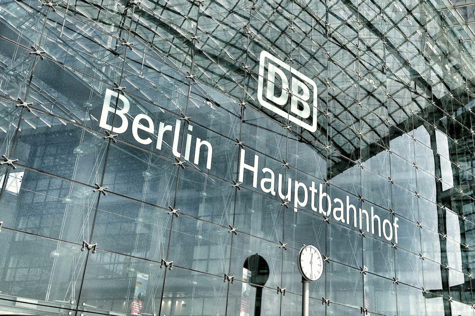 stazione centrale berlino