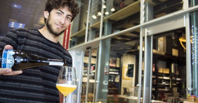 Romagna, Se Io Fossi Una Birra Bionda…