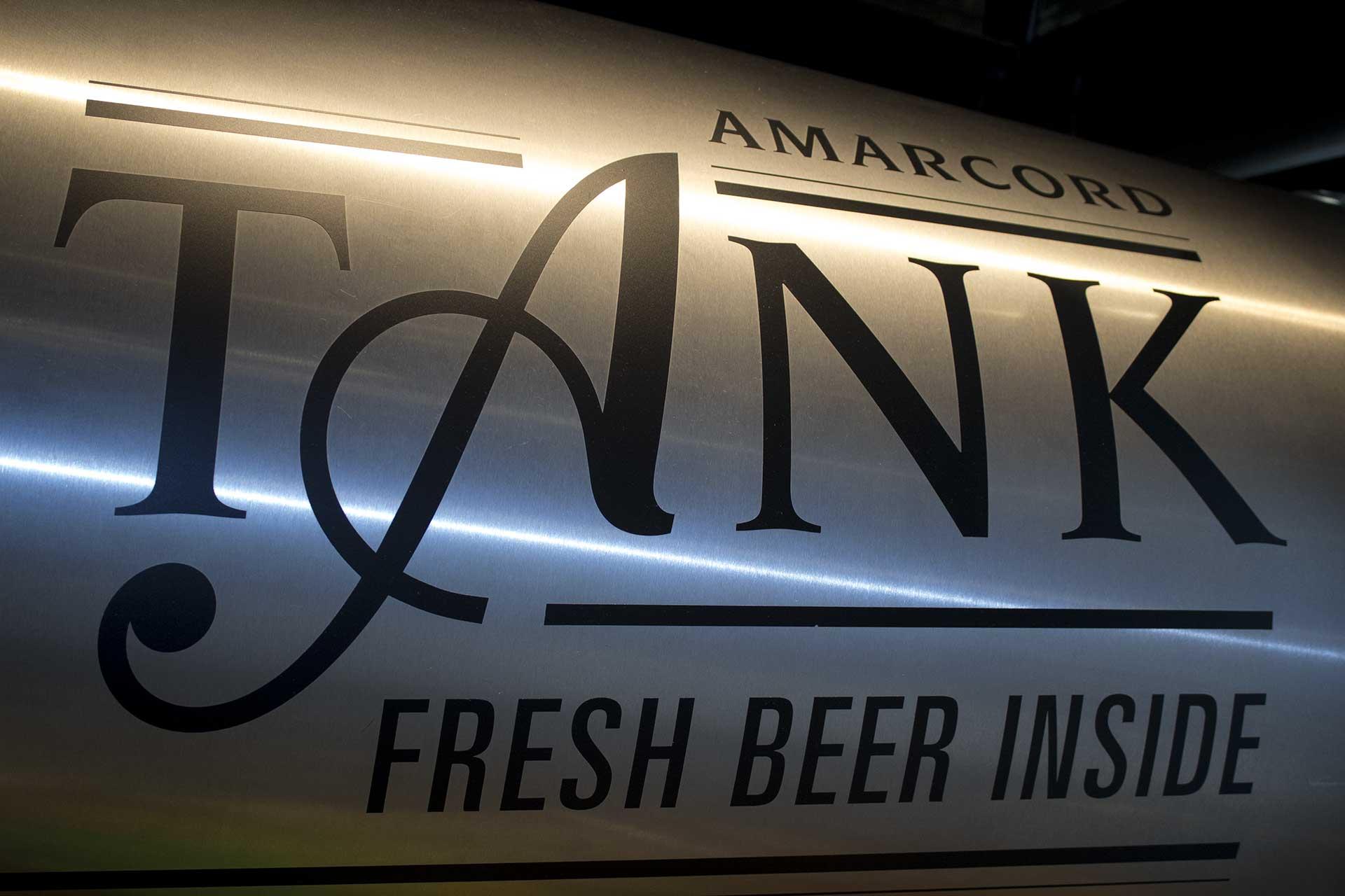 gradisca birra di romagna in tank