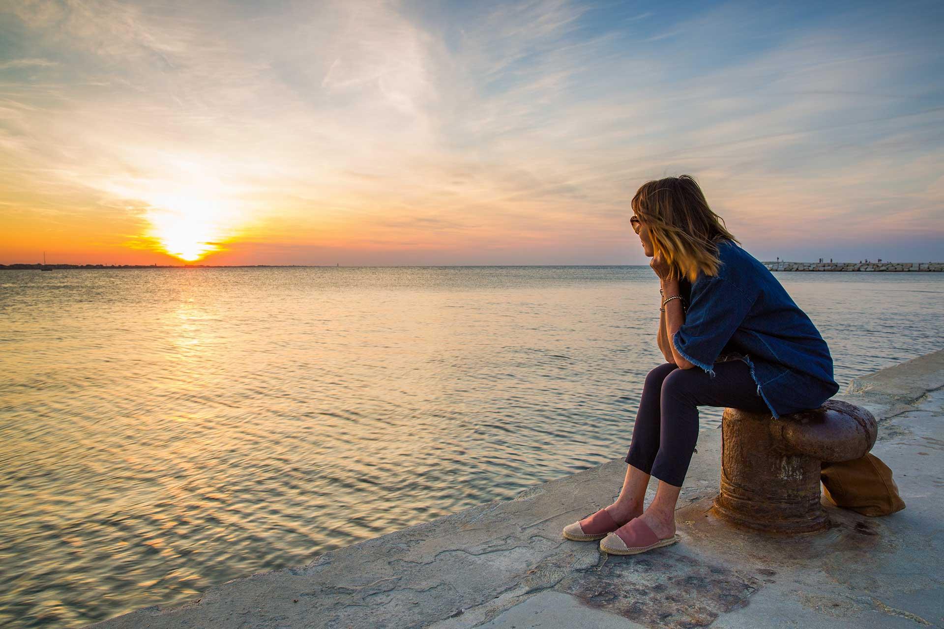 Tramonto best sunset experiences in romagna e non solo for Foto di zig e sharko