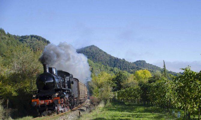 Treno Slow Emilia Romagna