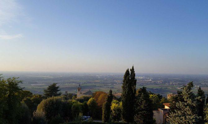 Panorama Sulla Riviera Romagnola