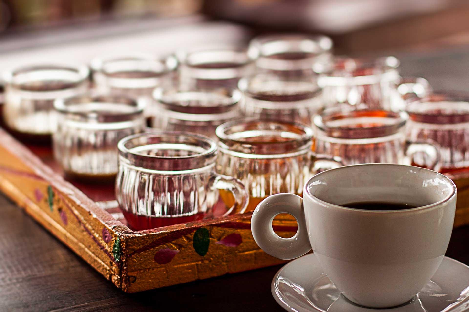 indonesia, baliste e caffè