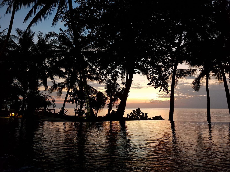 tramonto a bali