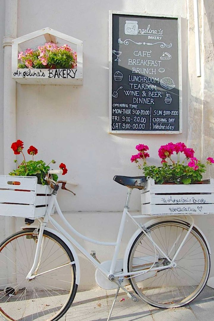 angelica's bakery, siracusa, sicilia