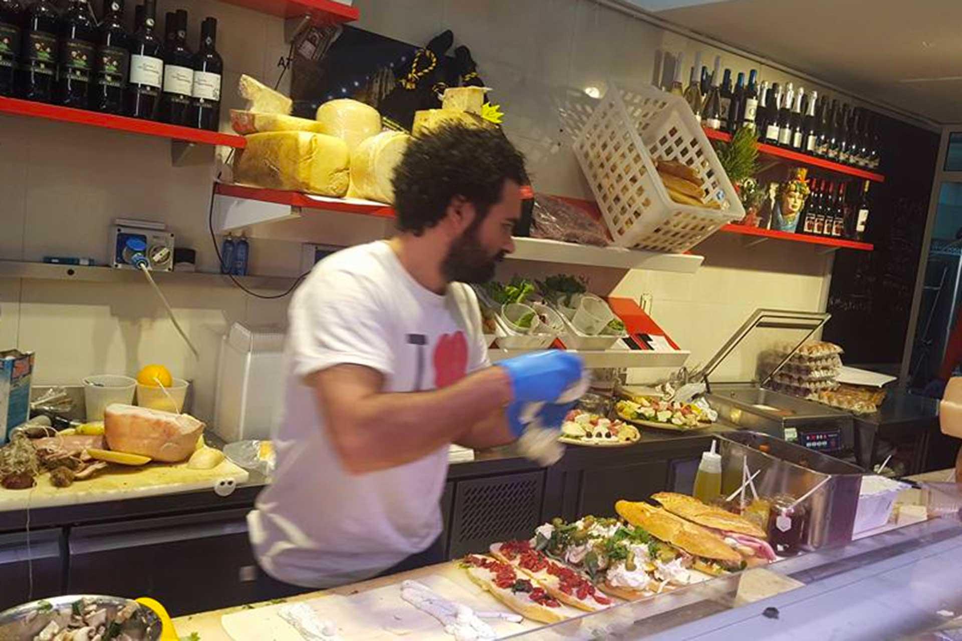 sicilia, mercato di siracusa