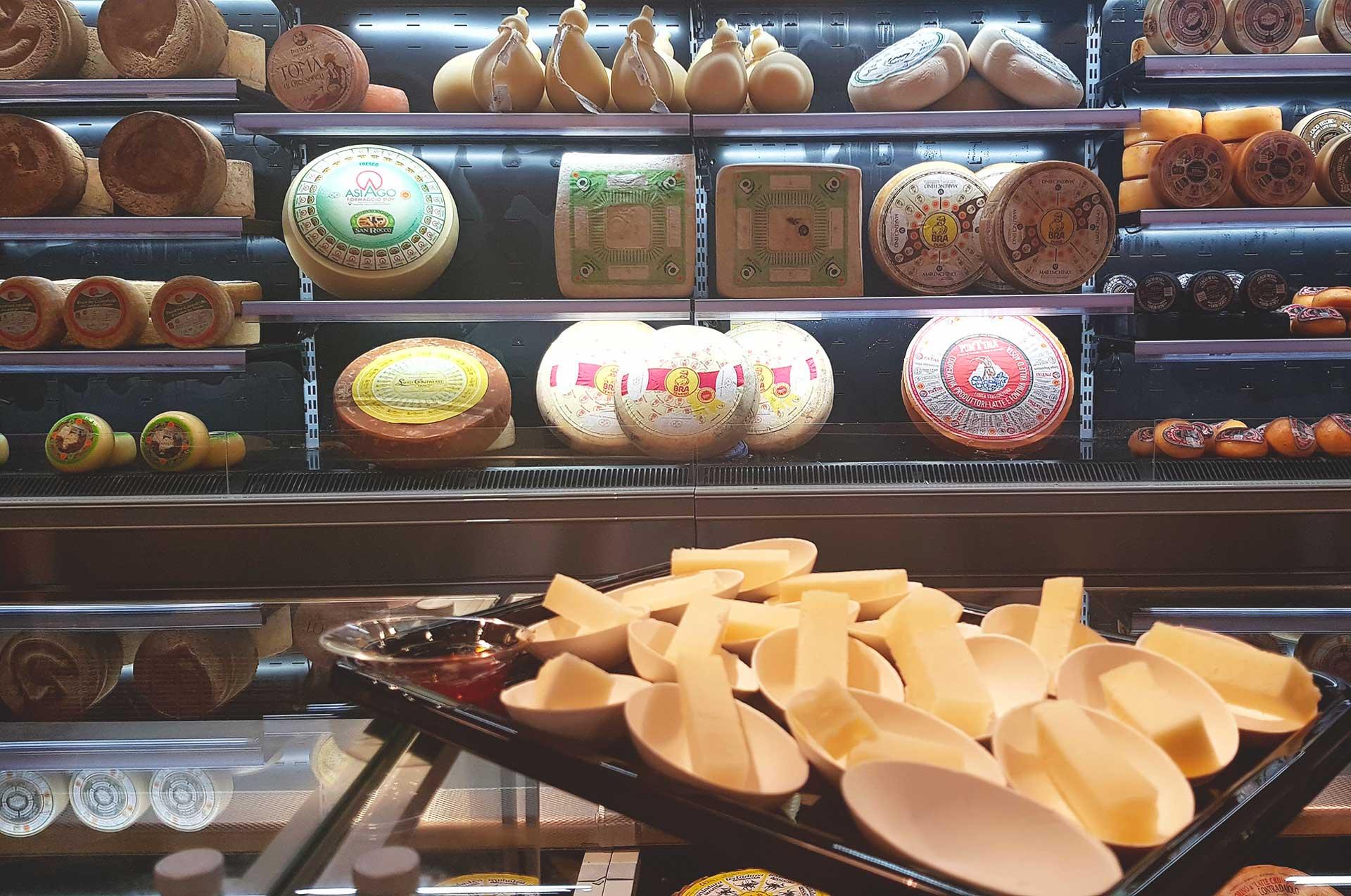 i formaggi da fico eataly world