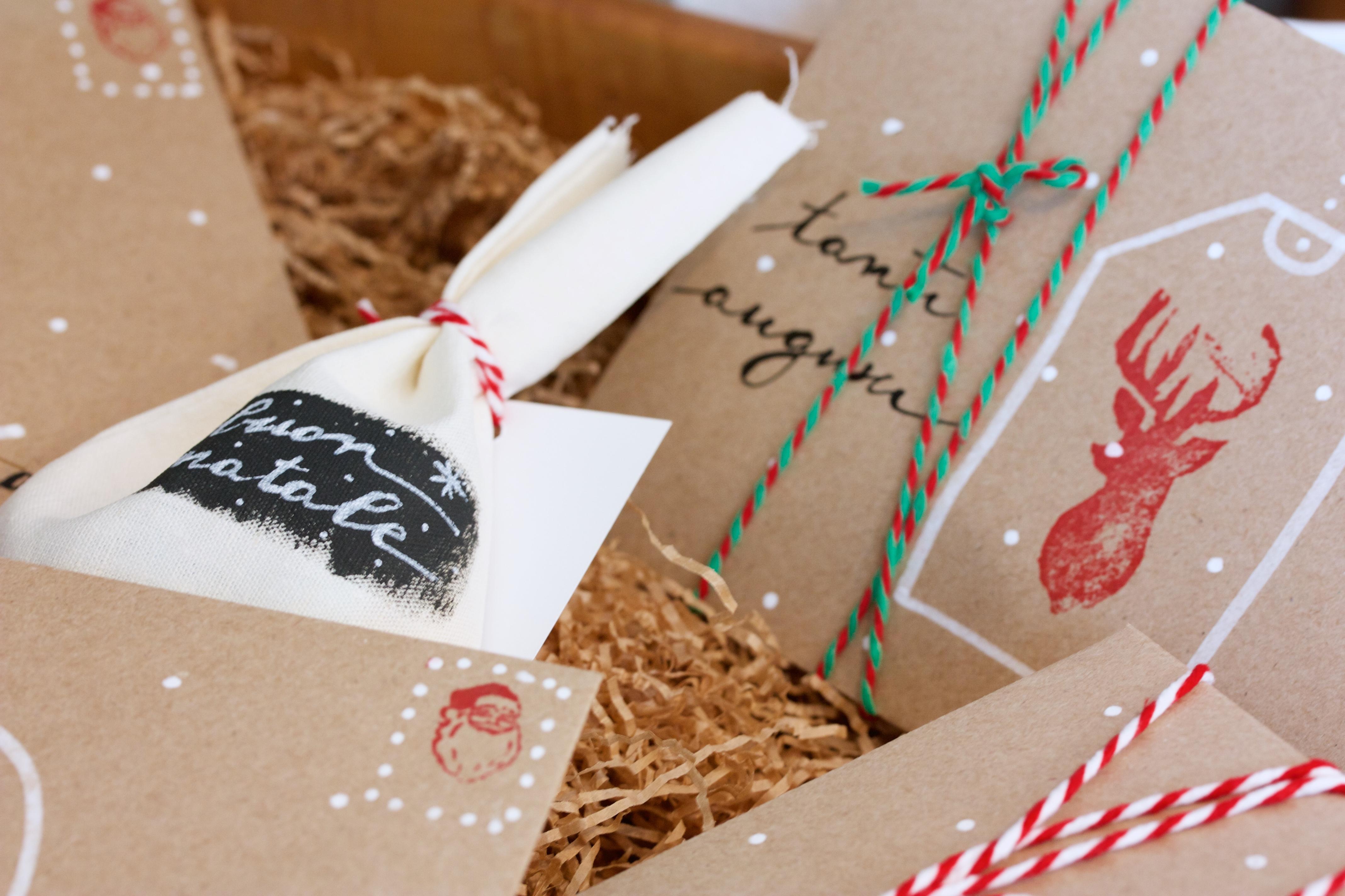Pacchetti Regali Di Natale