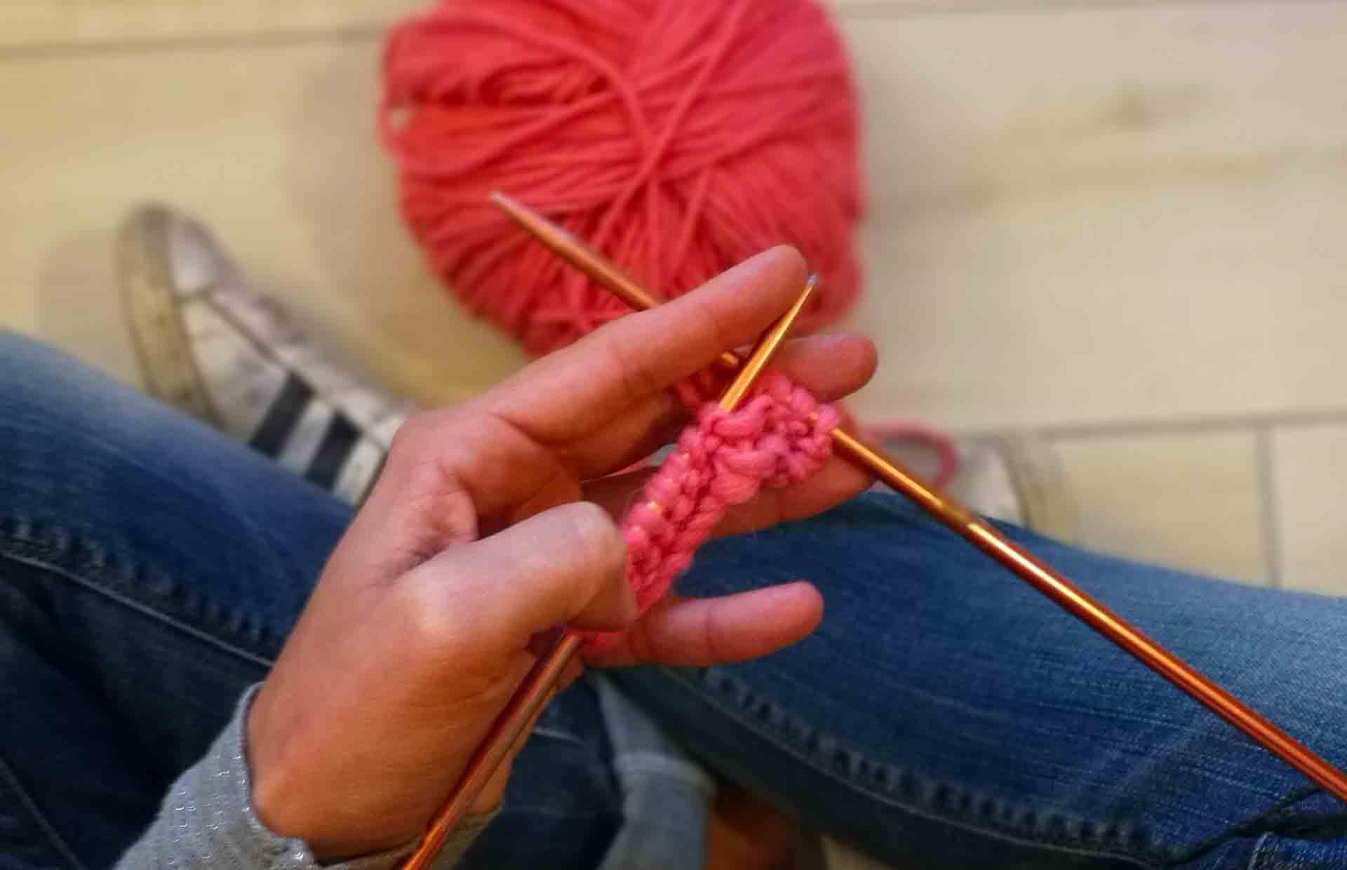 Gomitoli, Ferri E Uncinetto: W La Knitting Mania!