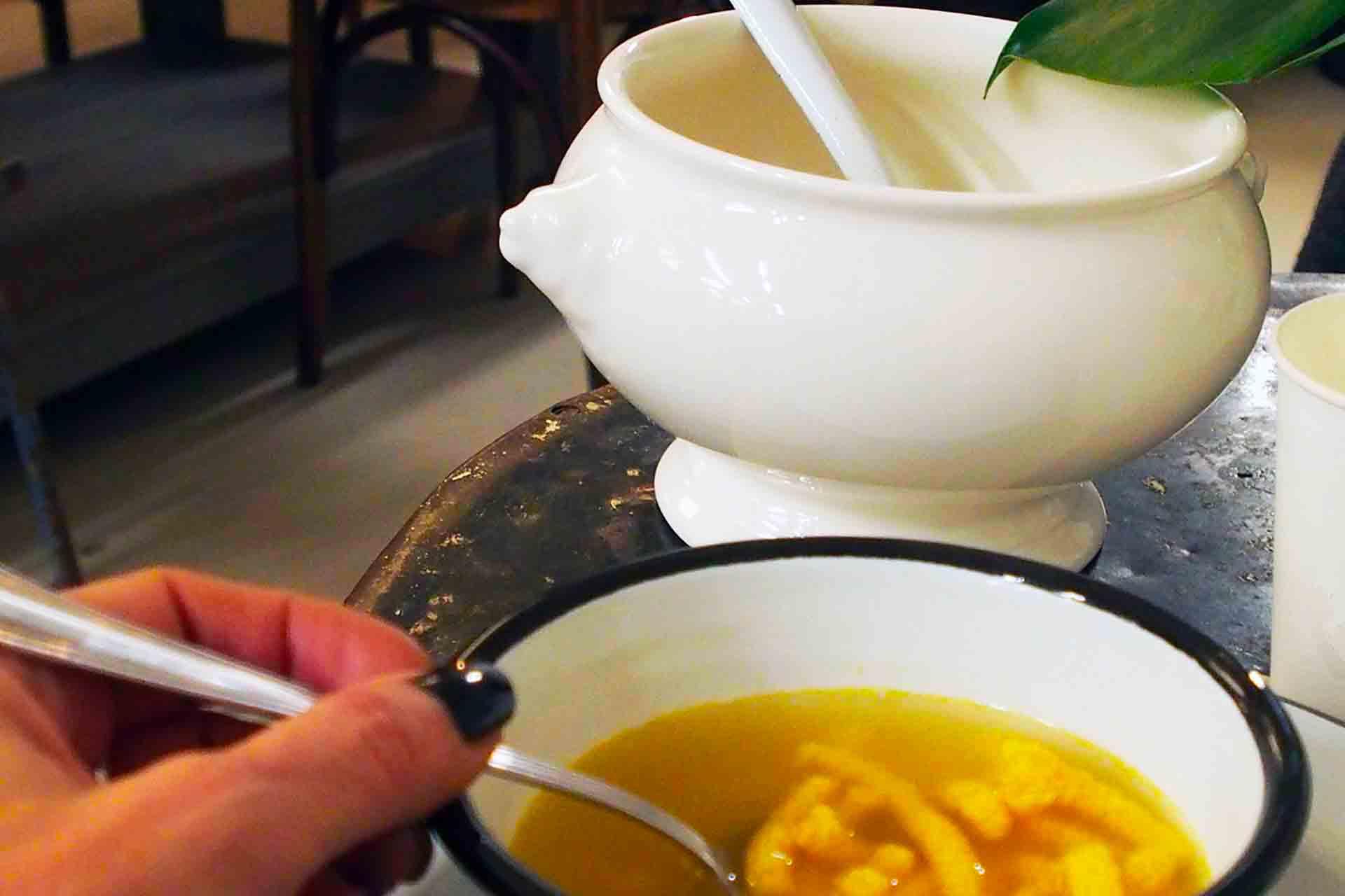 comfort food in romagna