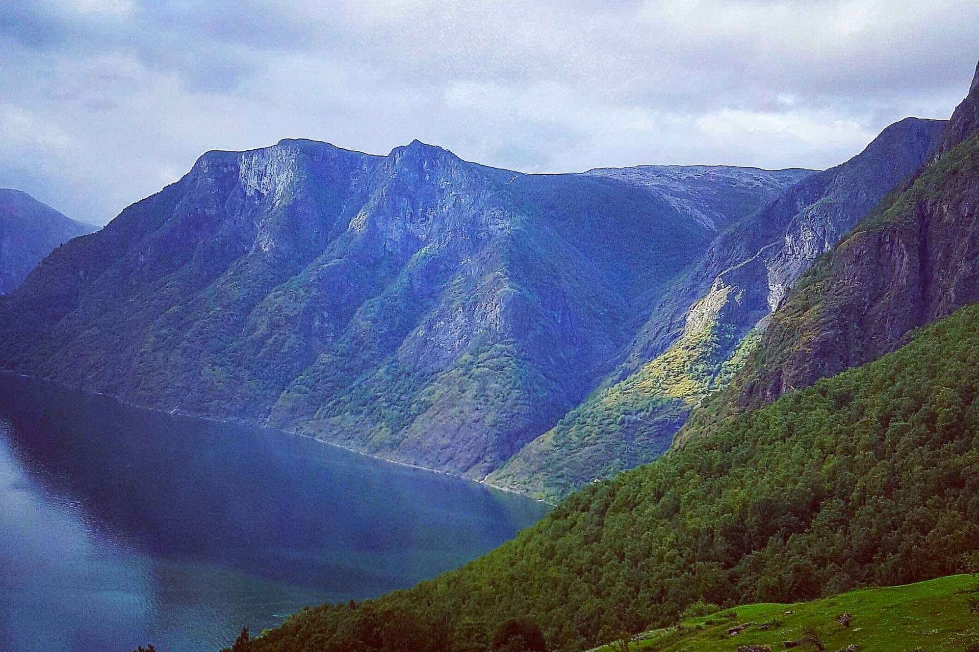 Norvegia: fiordi