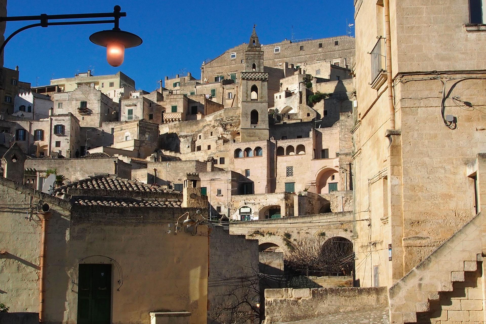 Casa dell'Oste a Matera