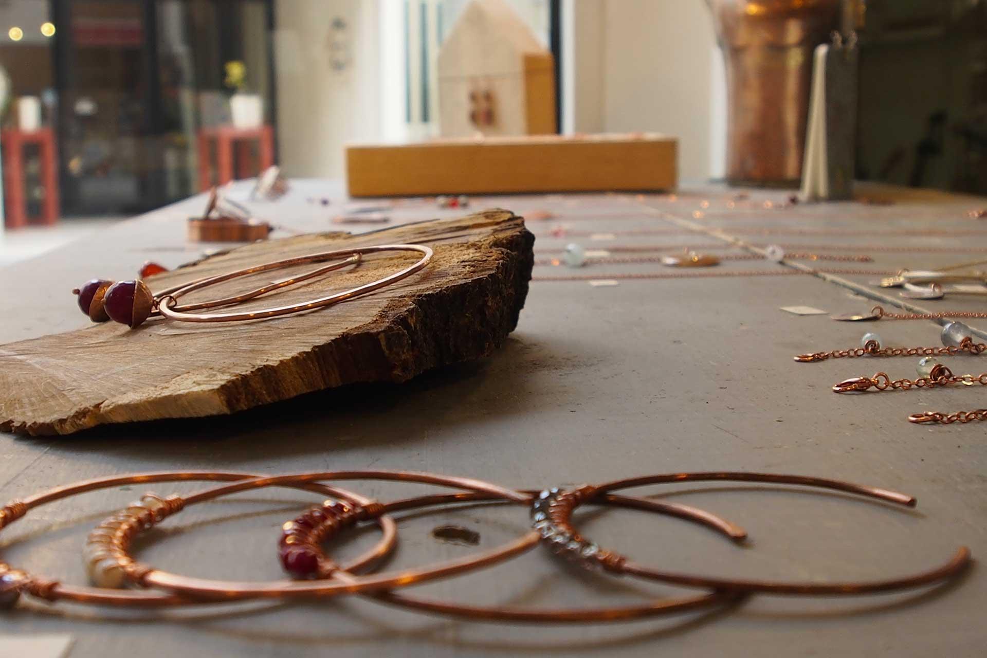 eco bijoux da artefatti, a forli