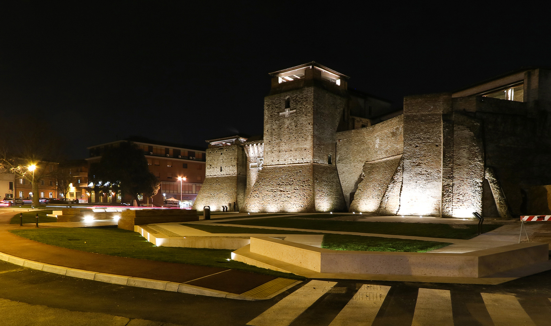 rimini, castello sismondo