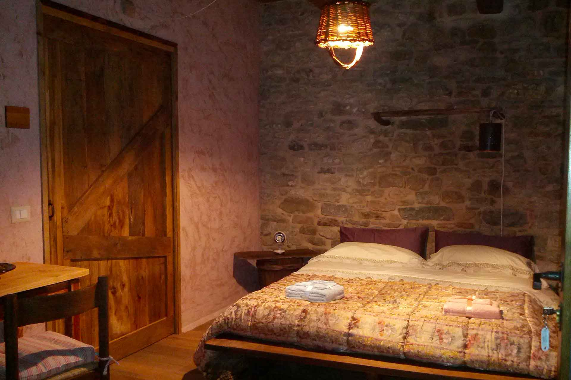 bed and breakfast Sasso Erminia