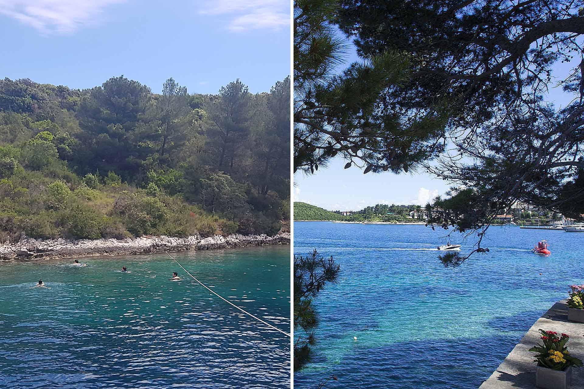 croazia, crociera in barca, korcula