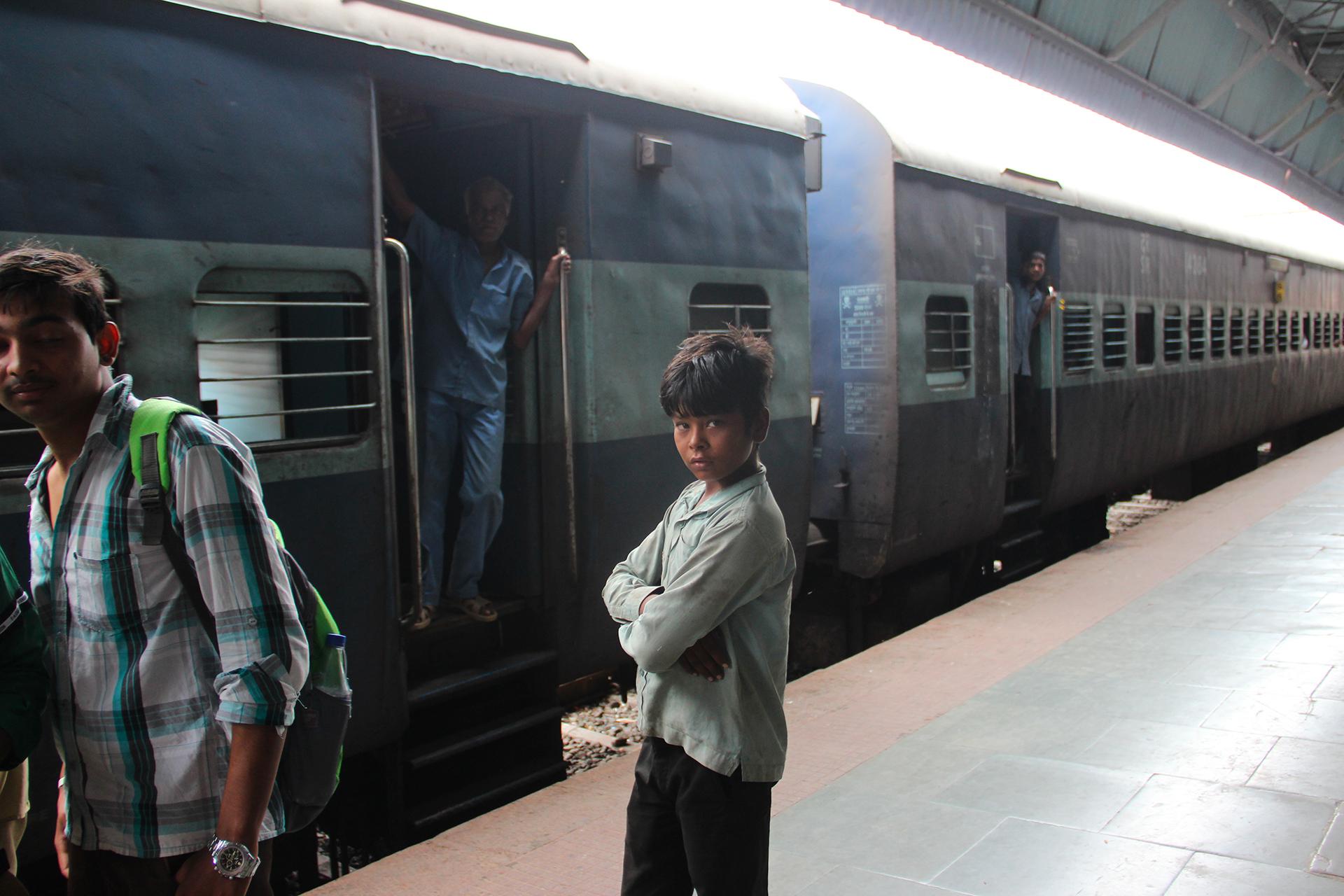 stazione in india